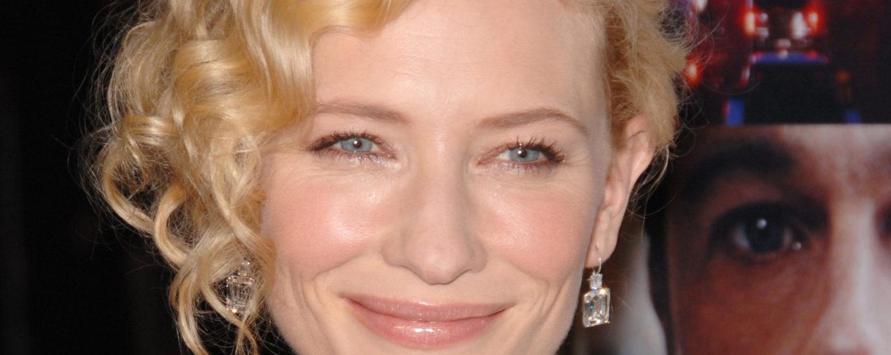 Kate Blanchett Sexy Red Carpet Hair.