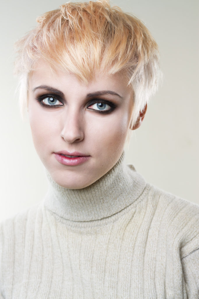 Feminine And Soft Pixie Hair Cut With Several Looks