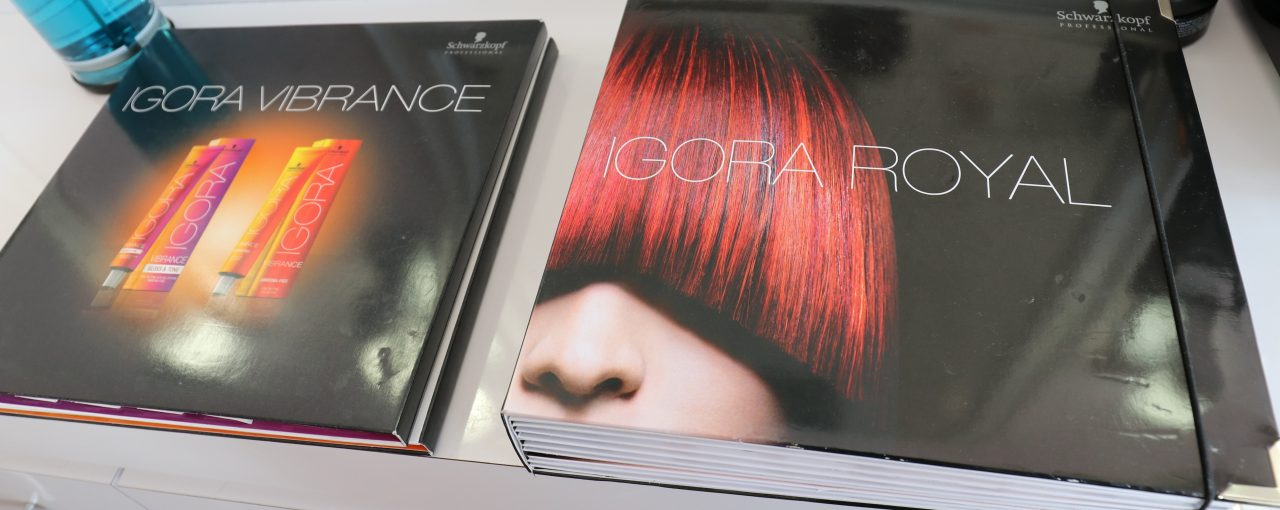 Hair Salon in Los Angeles that uses Igor Royal Shwarzkoph Hair color