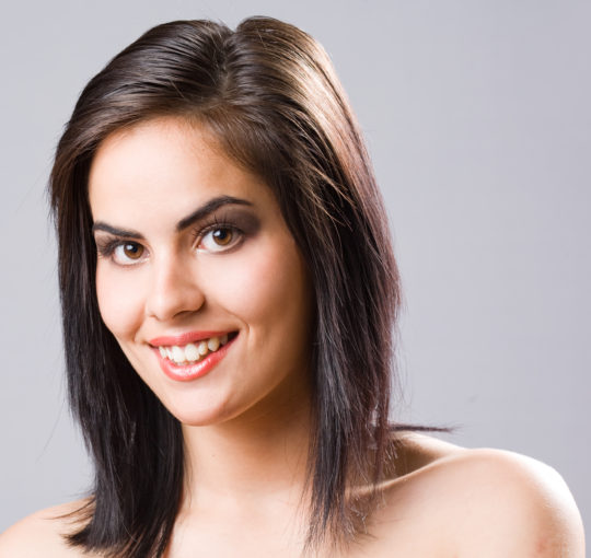 What a great simple haircut to where and style a Lob